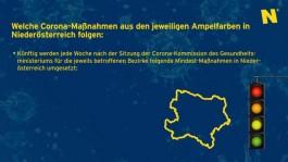 Coronavirus: Niederösterreich setzt regionale Maßnahmen