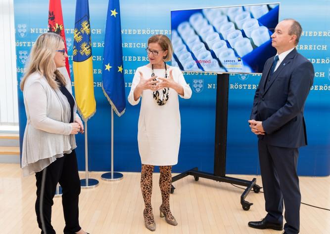 Coronavirus: Land NÖ beauftragt Veterinärmedizinische Universität mit 270 Tests pro Tag