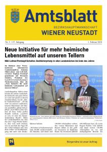 Amtsblatt BH Wiener Neustadt